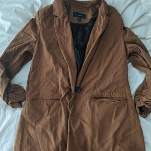 3/$20 Le Chateau Camel Blazer (Medium)